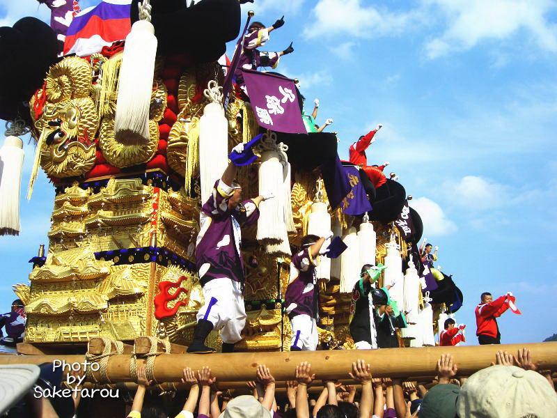 新居浜祭り2007年
