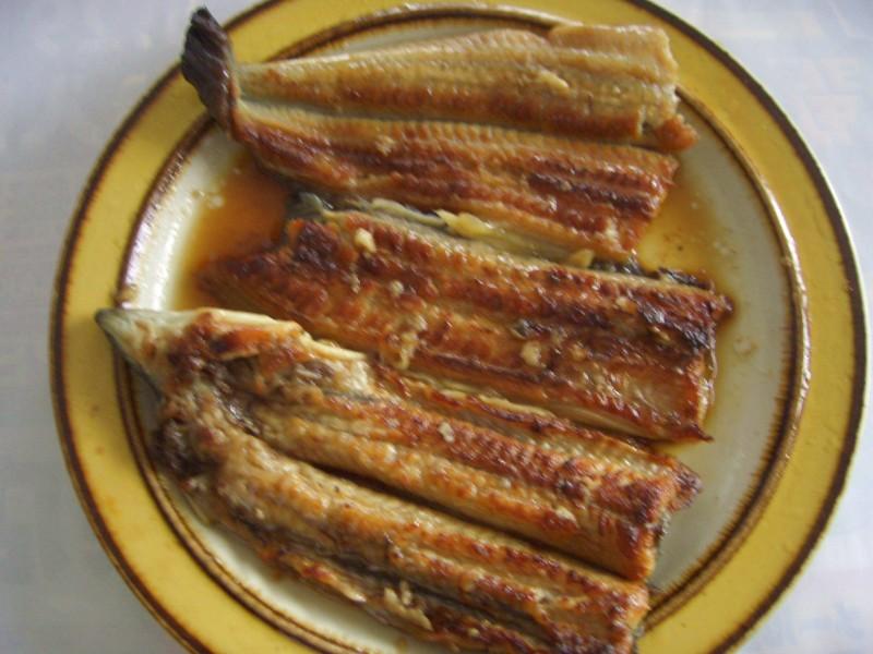 夏のスタミナ料理2008年8月撮影