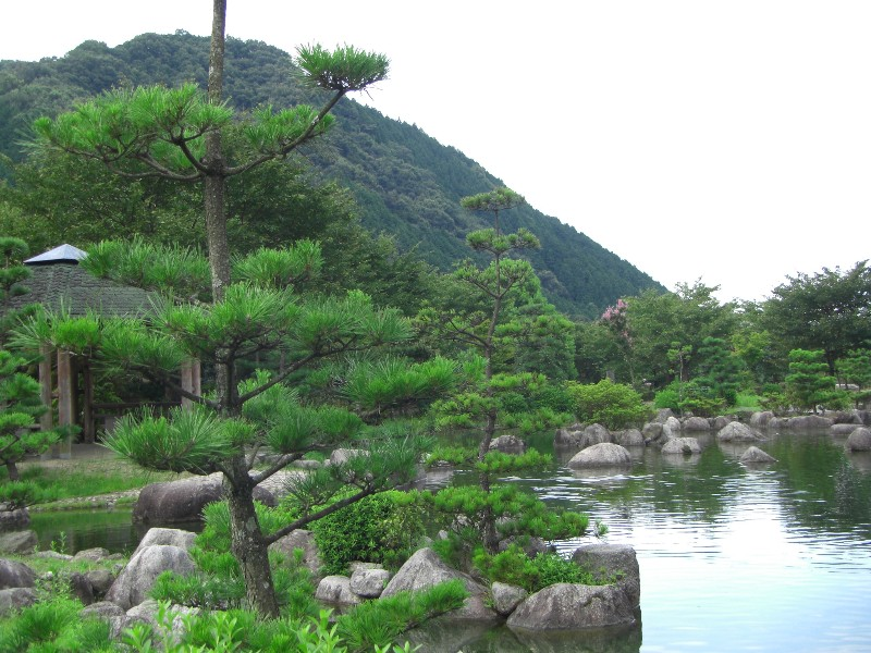 本谷温泉公園散策2008年8月20日撮影