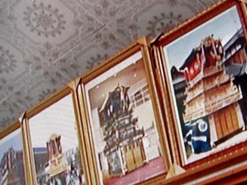 だんじり製作60年2008年9月17日撮影(TV)