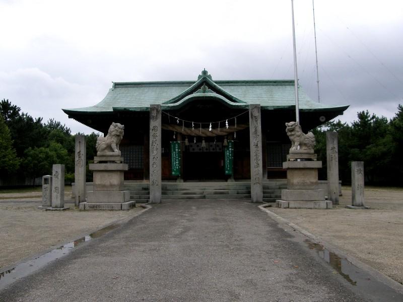 八旛神社かきくらべ2007年撮影