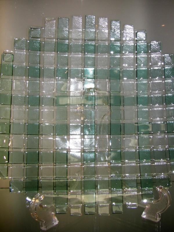 吹きガラス作品展