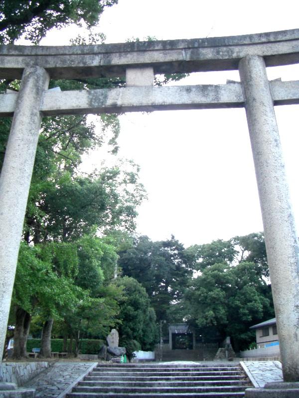石岡神社2008年9月6日