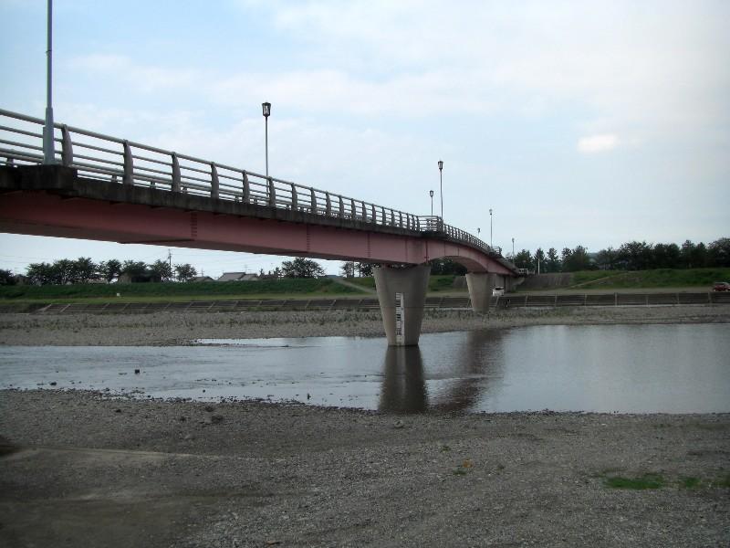 加茂川河畔2008年9月4日撮影