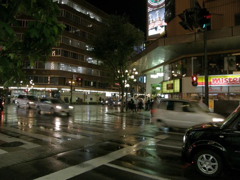 金沢市夕景