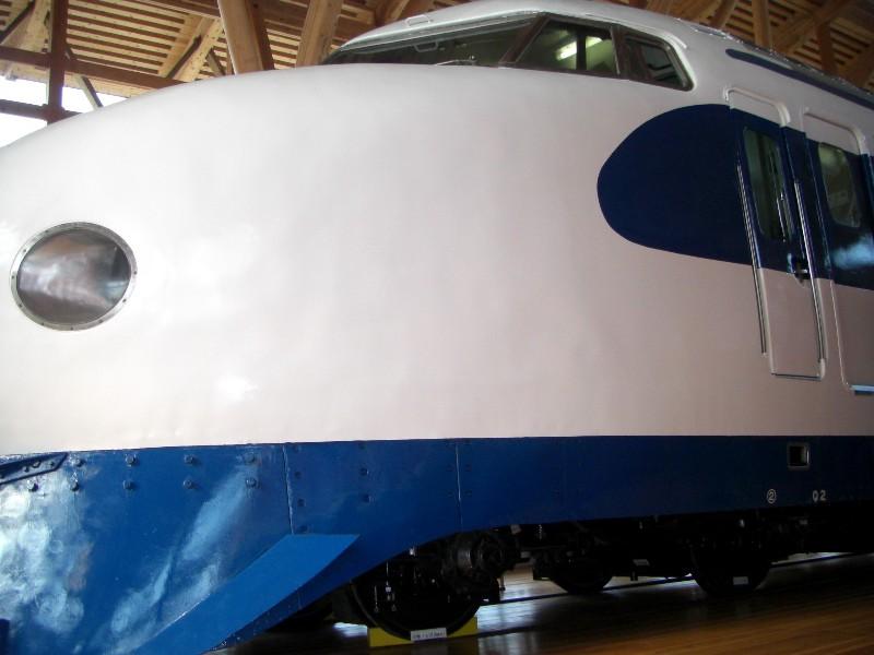 四国鉄道文化館 0系新幹線電車