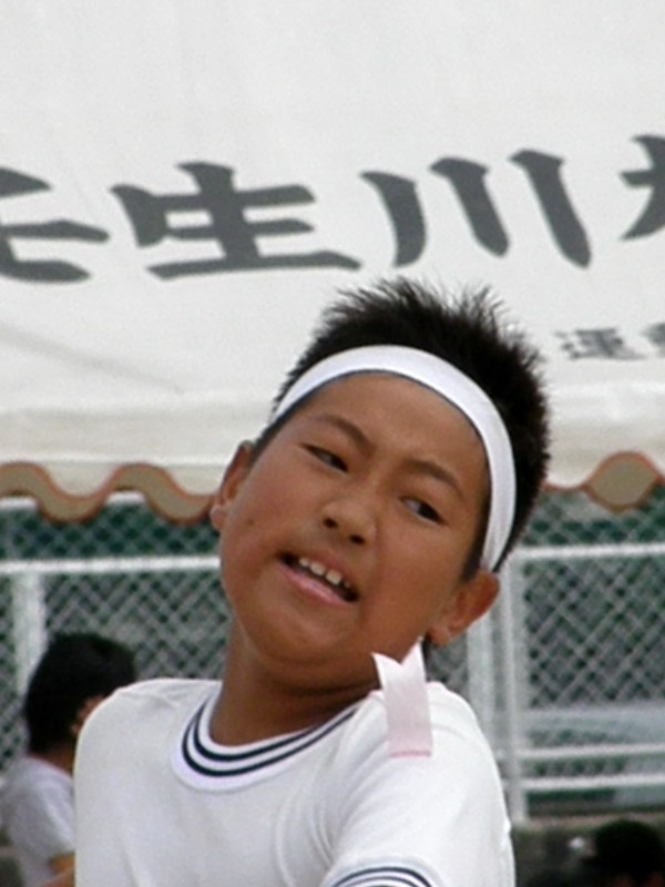 壬生川小運動会2008年9月23日撮影