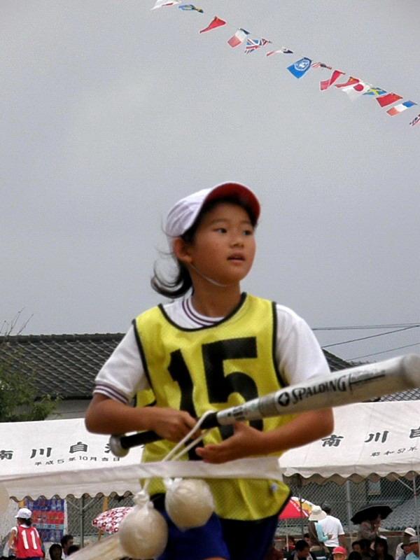 小松小運動会2008年9月21日撮影