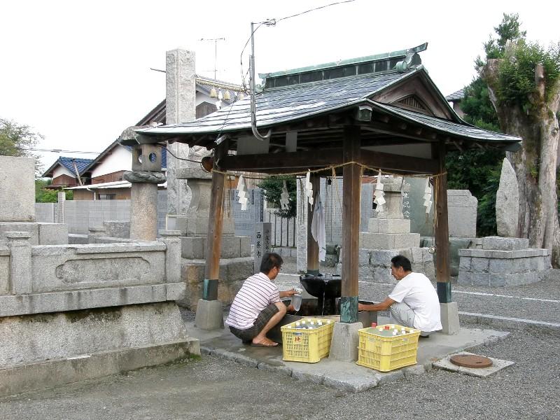 嘉母神社2008年9月14日撮影