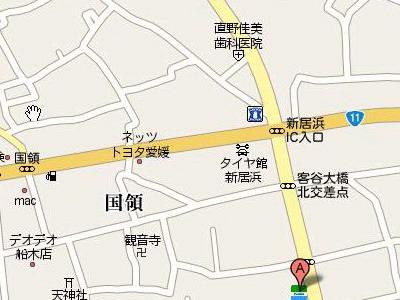 ファミリーマート新居浜インター店