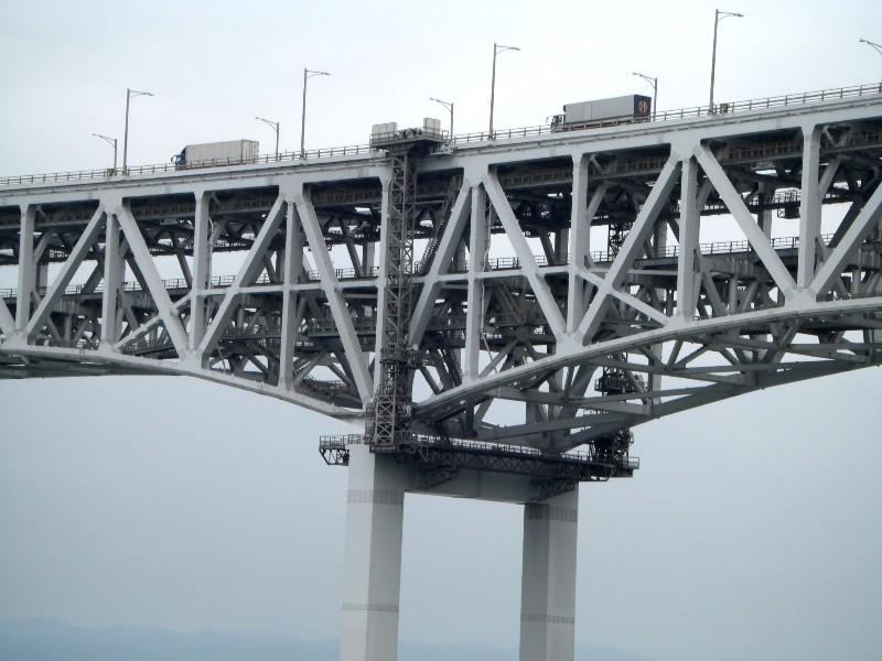 瀬戸大橋2008年6月撮影