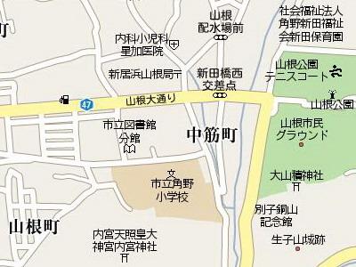 内宮神社map
