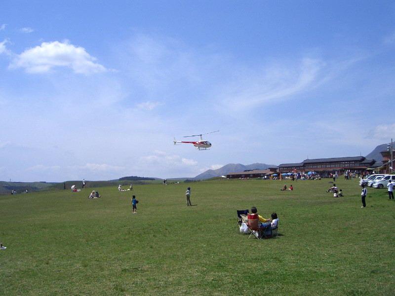 久住高原2006年5月撮影