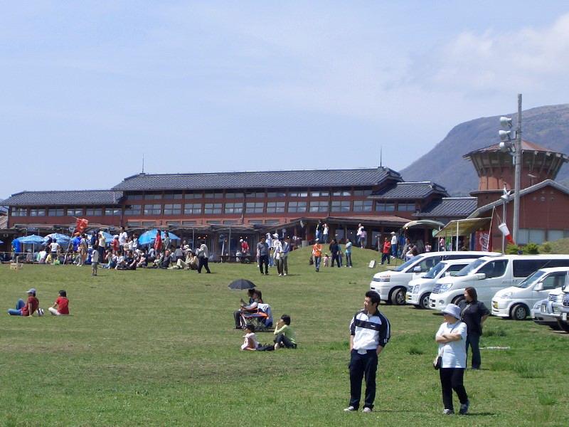久住高原2008年5月撮影