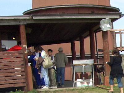 久住高原地ビール村 2006年撮影