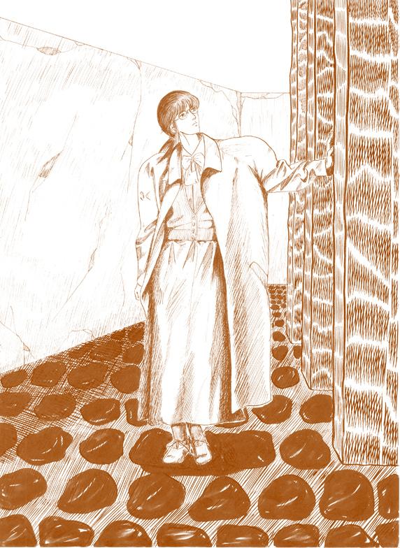 イラスト Woman No.3