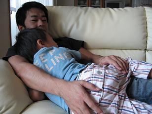 父と息子2