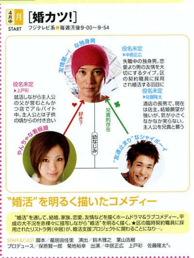 婚カツ! - JapaneseClass.jp