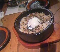 ビビンバ炒飯