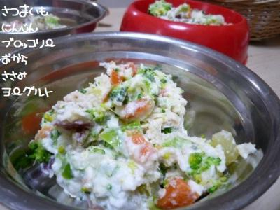 3月16日 野菜とヨーグルト