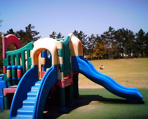 サリーとよく行く公園