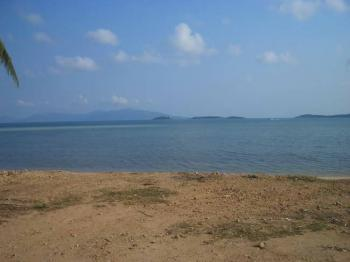 サムイ島の天気2june バンラック
