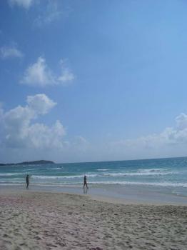 サムイ島の天気 27sep