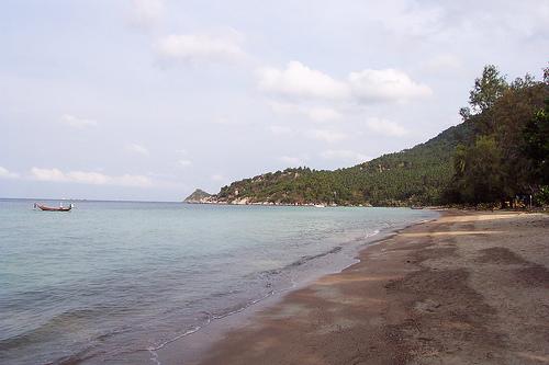 サムイ島の天気 サイリービーチ・タオ島