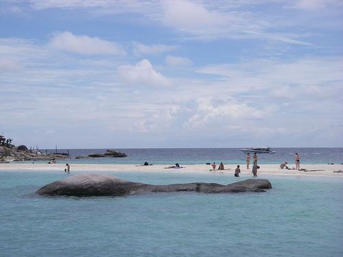 サムイ島の天気 ナンユアン島