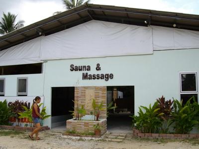 サムイ島の天気 メナムのサウナ