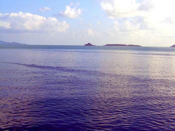 サムイ島の天気13oct