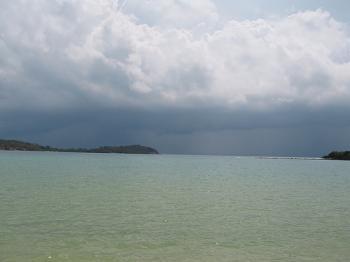 サムイ島の天気14oct