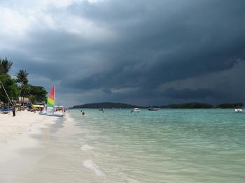 サムイ島の天気17oct