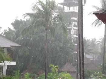 サムイ島の天気22oct