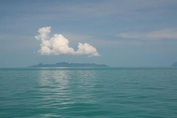 サムイ島の天気25sep ボプット