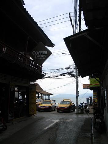 サムイ島の天気 2月2日朝