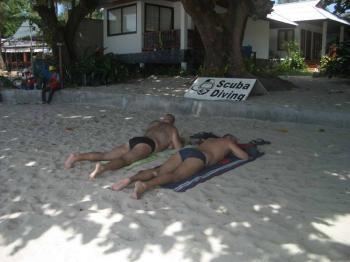 サムイ島の天気10aug 4