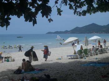 サムイ島の天気3sep