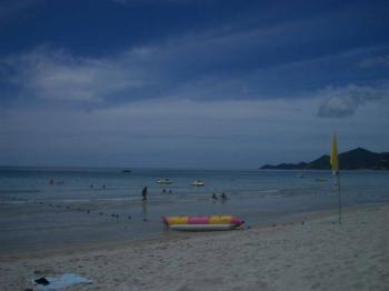 サムイ島の天気20aug