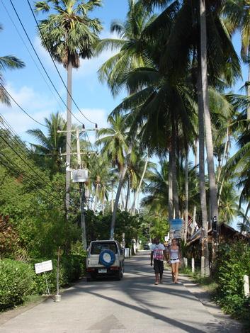 サムイ島の天気 3月19日ボプットビーチ