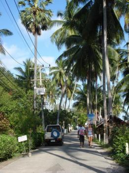 サムイ島の天気 10月29日ボプット