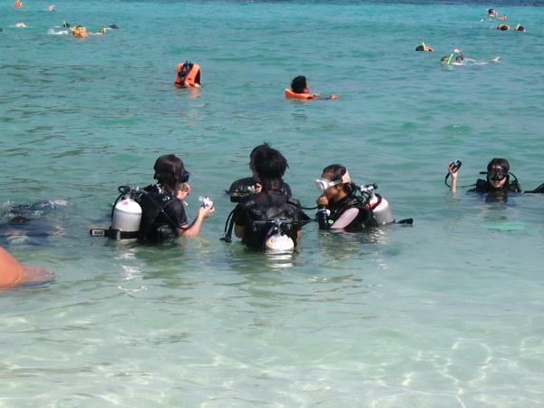 サムイ島の天気 ナンユアン島20May②