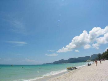 サムイ島の天気13sep