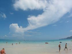 美しい チャウエンビーチ