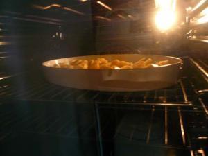 in forno solo patate