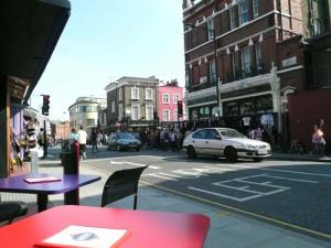 camden from cafe