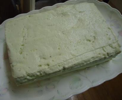 青豌豆大豆 豆腐