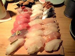 雛寿司(寿司!)