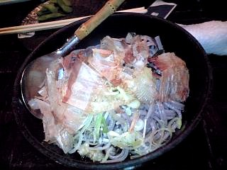 六蔵(〆蕎麦)