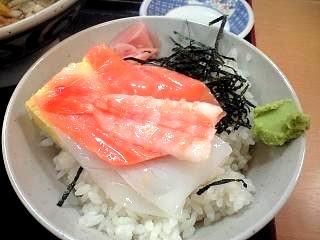梅もと(海鮮丼)